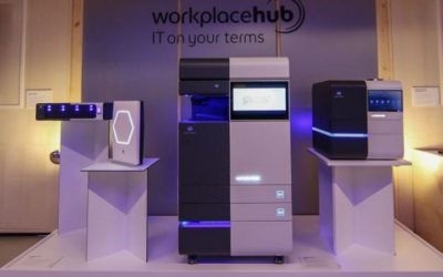 Konica Minolta's Workplace Hub: ambitions to push future workplace boundaries