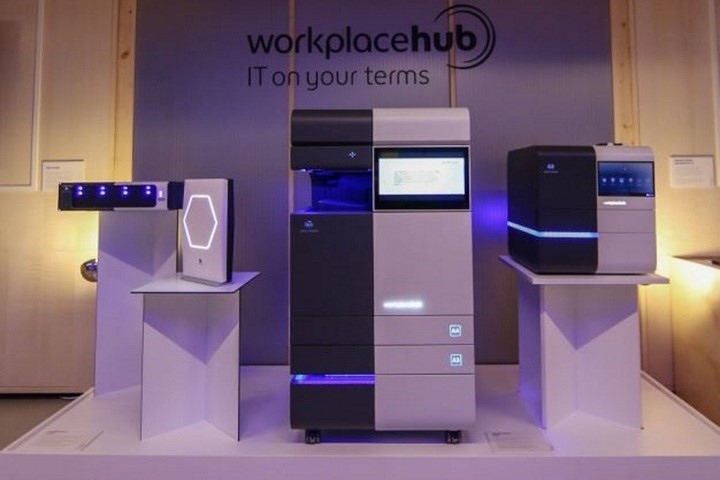 Konica Minolta's Workplace Hub: ambitions to push future workplace boundaries