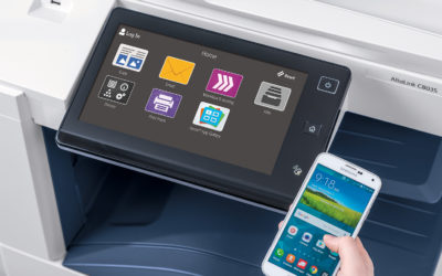 Xerox banks on ConnectKey technology to drive success in SMB market