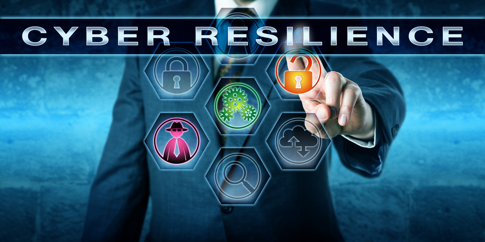 Five ways a managed print service can support cyber resilience