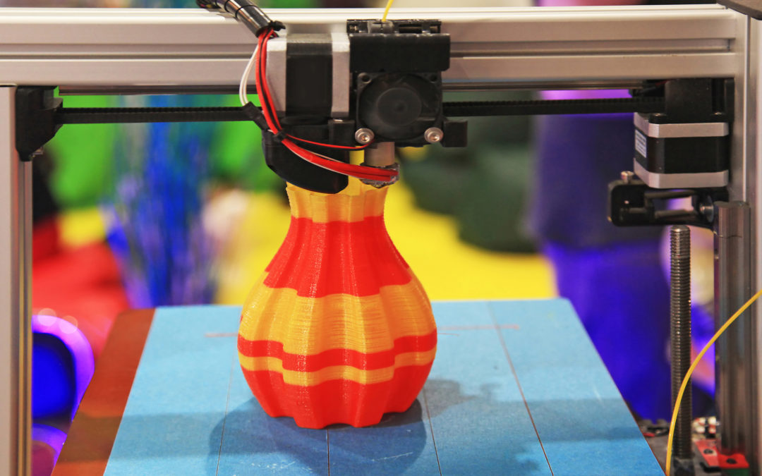 3D printing enters a new era