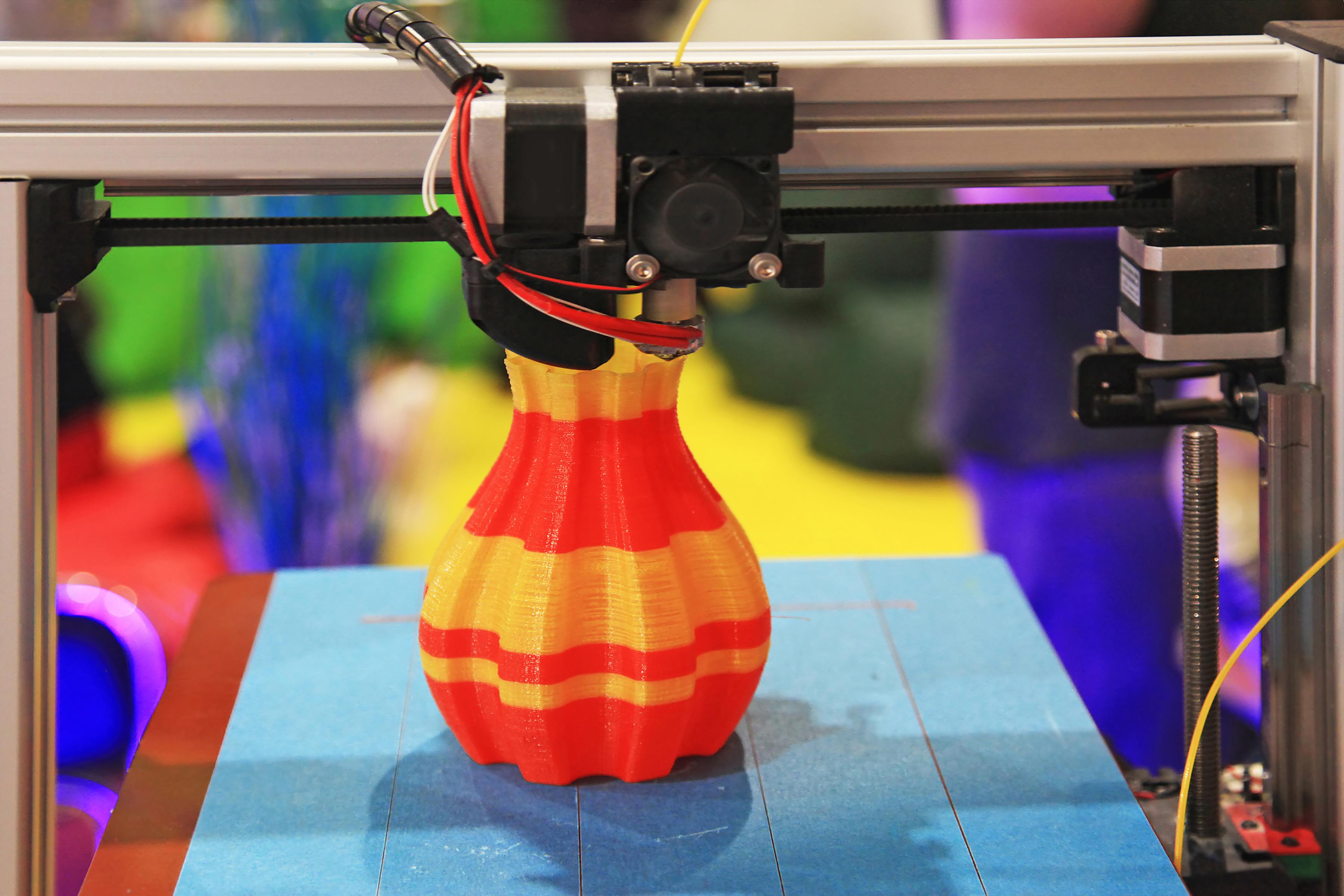 3D printing enters a new era