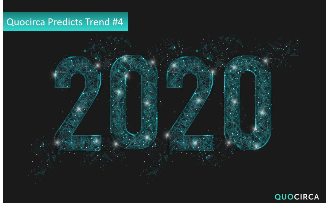 Quocirca Predicts: Trend #4: Products to platforms
