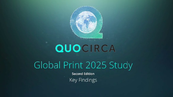 Report findings: Global Print 2025 second edition