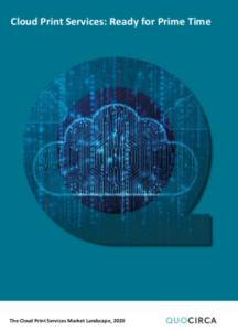Cloud Services Landscape 2020 report