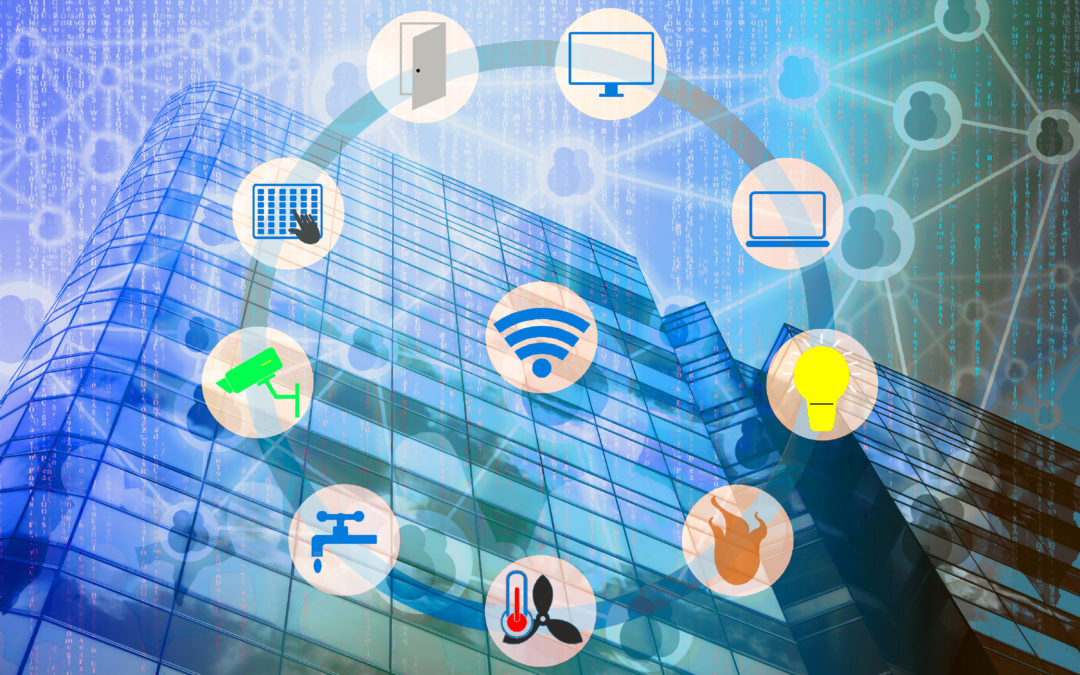 Smart Buildings and IoT: Supporting a safe return to the office